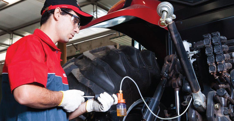 Monitoramento de fluido pode prolongar a vida útil das máquinas