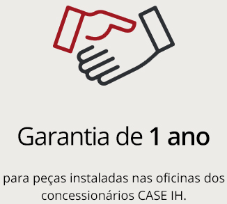 Garantia em dobro Case IH