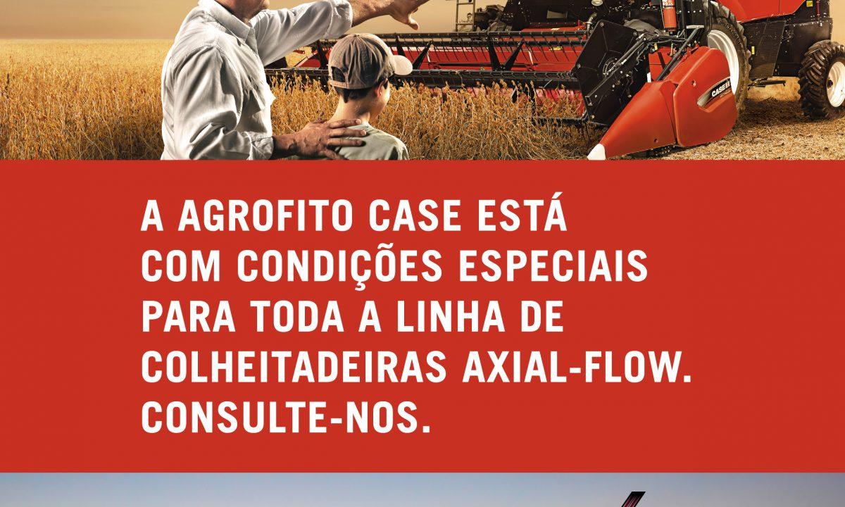 Condições Especiais – Colheitadeiras Axial-Flow