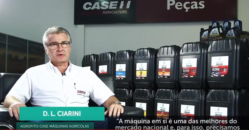 Institucional Petronas Akcela com depoimento do diretor Ciarini