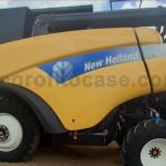 New Holland – Colheitadeira CR9060 + Plataforma 30 Pés