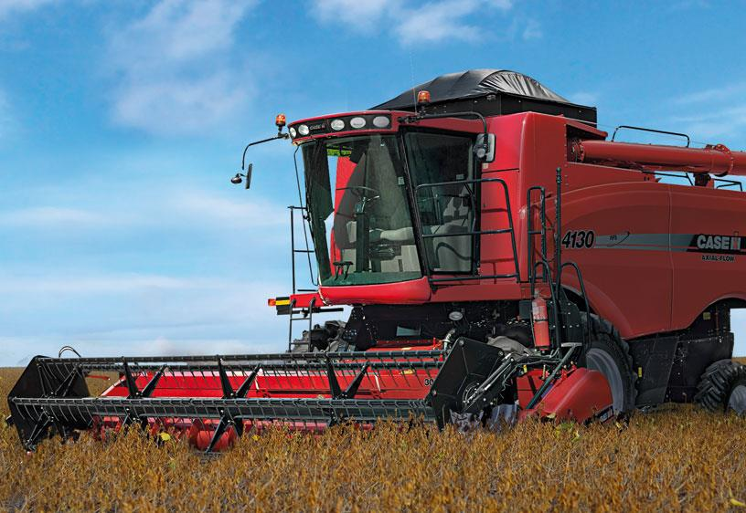 Axial-Flow 4130