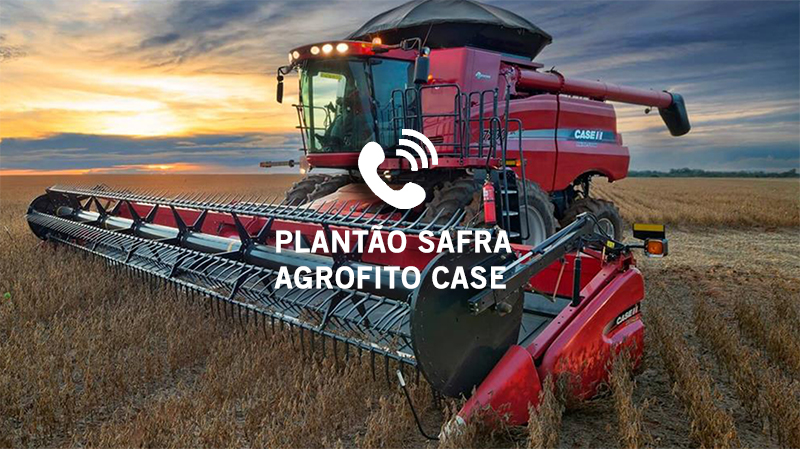 Plantão Safra Agrofito Case