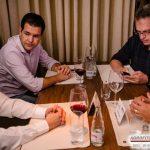 Jantar – Diretoria Case IH em Rondonópolis