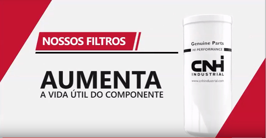 Peças Genuínas Case IH – Filtros Hidráulicos